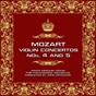 Album Mozart: violin concertos de John Pritchard / Sir Yehudi Menuhin / The Philharmonia Orchestra