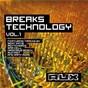 Compilation Breaks technology, vol. 1 avec Rektchordz / Jeroen van Ake / Hironimus Bosch / Bosch Stacey / Canine Sounds...