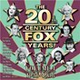 Compilation The 20th Century Fox Years, Vol.1 (1936-1938) avec Mack Gordon / Betty Grable / Johnny Downs / Lew Pollack / Sidney D. Mitchell...