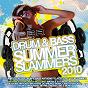 Compilation Drum & bass summer slammers 2010 avec L.A.O.S. / DC Breaks / Nero / KG / Matrix & Futurebound...
