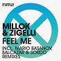 Album Feel me de Zigelli / Millok