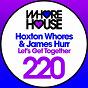 Album Let's get together de Hoxton Whores, James Hurr