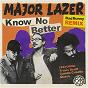 Album Know no better (feat. travis scott & quavo) (bad bunny remix) de Major Lazer / Camila Cabello / Bad Bunny