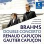 Album Brahms double concerto in a minor op.102 de Gautier Capuçon / Renaud Capuçon / Gustav Mahler Jugendorchestra / Myung-Whum Chung