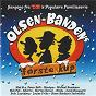 Compilation Olsen-bandens første kup avec Louise Fribo / Cast of Olsen Banden / Peter Belli / Monique / Michael Bundesen...