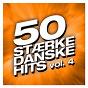 Compilation 50 Stærke Danske Hits (Vol. 4) avec Delta Cross Band / Sko / Torp / Sanne Salomonsen / C V Jorgensen...