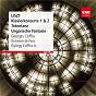 Album Liszt: Klavierkonzerte, Totentanz & Ungarische Fantasie de Franz Liszt / György Cziffra