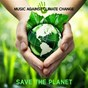 Compilation Music against climate change: save the planet avec Listener's Choice / Sandler & Young / Irene & Ellen Kossoy / Dave Kydd / Lifebeats...