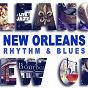 Compilation New orleans rhythm & blues avec Jessie Hill / Ernie K-Doe / Robert Parker / Chris Kenner / Frankie Lee Sims...