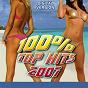 Album 100% Top Hits 2007 de Audiogroove