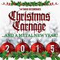 Compilation Christmas carnage 2015 avec Man the Machetes / Vreid / Kampfar / Vredehammer / El Caco...