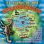 Compilation 20 exitos de oro duranguenses, vol. 1 avec Los Generales / Los Mensajeros del Amor / La Autoridad de Durango / Banda Bonnita / Grupo Invicto...