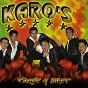 Album Fuego y amor de Grupo Karo's