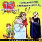 Compilation 15 rolitas de amor, vol. 8 avec Liran' Roll / Sur 16 / California Blues / Tres Vallejo / Toma II...