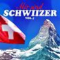 Compilation Mir sind schwiizer, vol. 5 avec Der Wolf / Raph Krauss / Kruger Brothers, Maja Brunner, Carlo Brunner / Phontana / Andy Martin...