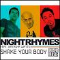 Album Shake your body de Nightrhymes