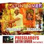 Album Latin lover de Presslaboys