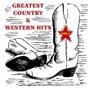 Compilation Greatest country & western hits, vol. 1 avec Schurz, Hull, Grisham / Williams / Hank Williams / Don Gibson / Gray, Thompson...