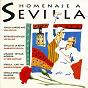Compilation Homenaje a sevilla avec Juanito Maravillas / Los del Río / Manolo Escobar / Embrujo de Sevilla / Lola Sevilla...