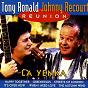 Album Reunión de Tony Ronald / Johnny Recourt