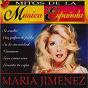 Album Mitos de la musica española : maria jimenez de María Jiménez
