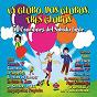 Compilation Un globo, dos globos, tres globos (50 canciones del sábado tarde) avec Nins / Los Chiquitines / Manolita / Sesamo / Los Albas...