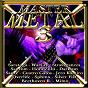 Compilation Master metal, vol. 3 avec Saratoga / Warcry / Cuatro Gatos / Darksun / Silver Fist...