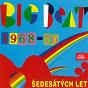 Compilation Big beat ?edesátých let 1968-1970 avec Petr Novák / The Bluesmen / Peter Lipa, Blues Five / The Blue Effect / Petr Kaplan, Samuels Band...