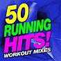 Album 50 running hits! workout mixes de Running Music Workout