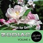 Compilation Zodiac heritage series, vol. 6 (gentle songs for gentle people) avec The Three Lads / The Fabulous Howard Morrison Quartet / Eddie Howell / The Bob Paris Combo / Anne Murphy...