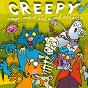 Album Creepy: songs, music and sound effects de Kidzone, Steve Allan Jones