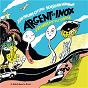Album Argent et Inox s'échappent du tiroir de Jean-Philippe Crespin / Benjamin Minimum