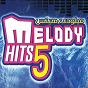Compilation Melody hits, vol. 5 avec Mohamed Lamine / Hossam Habib / Rida / Joe Ashkar / Naya...